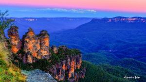 What Do The Blue Mountains Have To Offer?