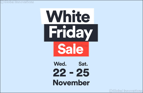 Much Coveted White Friday Sale You Have Been Waiting For