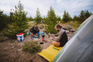 Topic: Your Next Camping Destination One Click Away