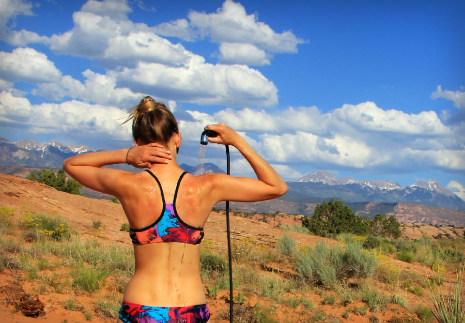 Insightful Tips on Showering While Camping